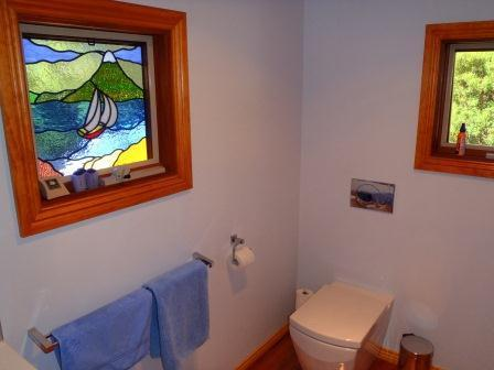 Bathroom -The Tree House Accommodation