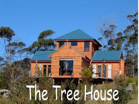 The Tree House Bruny Island